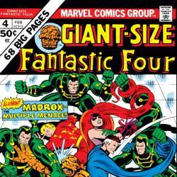 Giant Size Fantastic Four #4