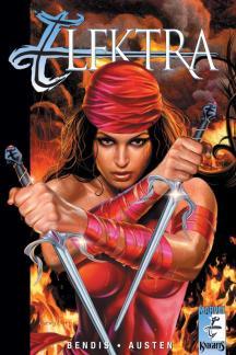 Elektra: The Scorpio Key (Trade Paperback)