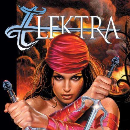 ELEKTRA: THE SCORPIO KEY TPB COVER