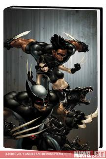 X-Force Vol. 1: Angels and Demons Premiere (Hardcover)