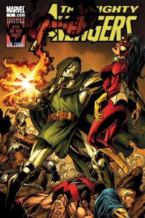 The Mighty Avengers (2007) #9