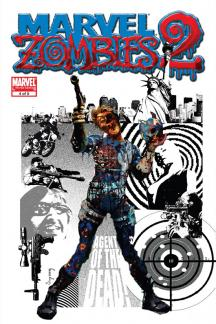 Marvel Zombies 2 (2007) #4