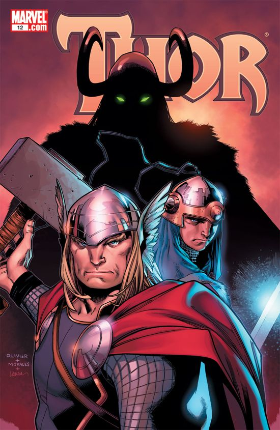 Thor (2007) #12