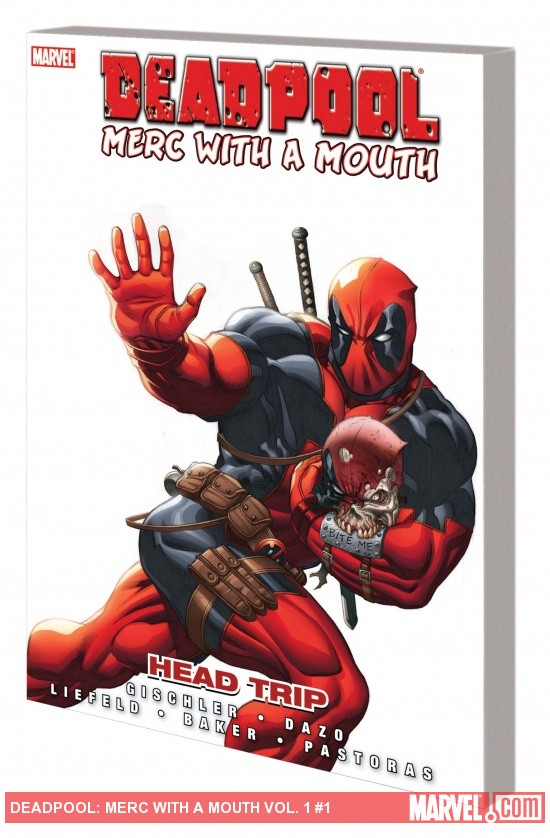 DEADPOOL: MERC WITH A MOUTH - HEAD TRIP TPB (Trade Paperback)