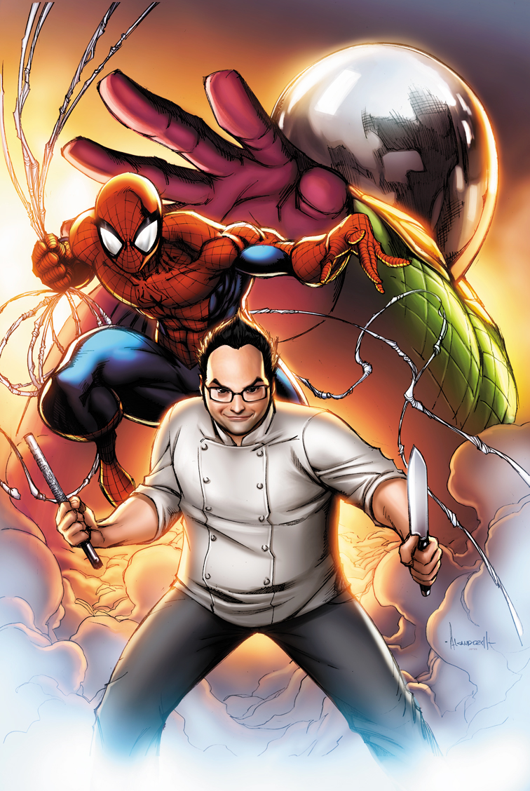 Spider-Man: A Meal To Die For (2011) #1 ( )