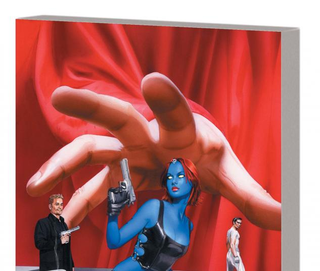 MYSTIQUE BY SEAN MCKEEVER ULTIMATE COLLECTION TPB cover