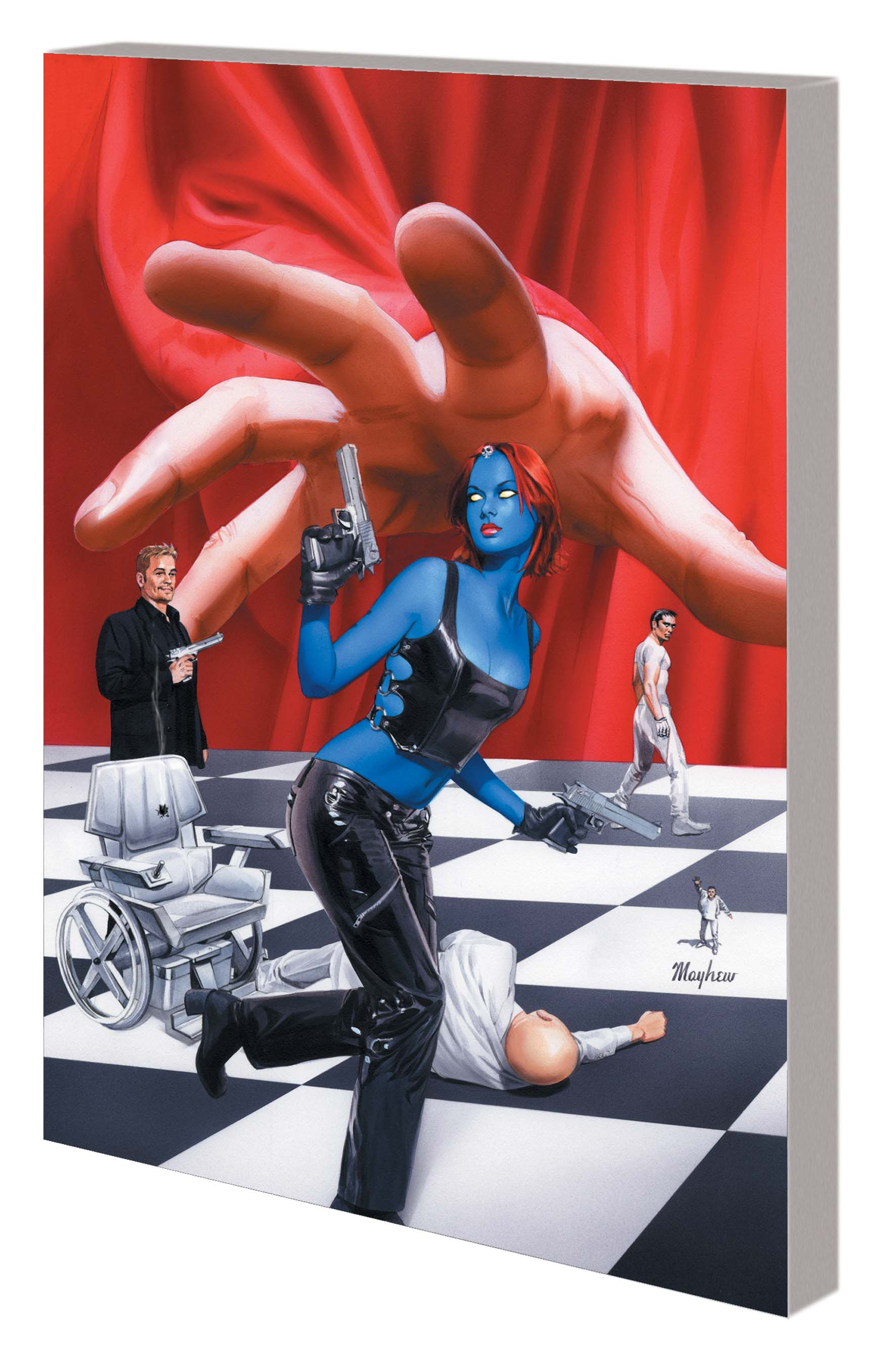 Mystique by Sean Mckeever Ultimate Collection (Trade Paperback)