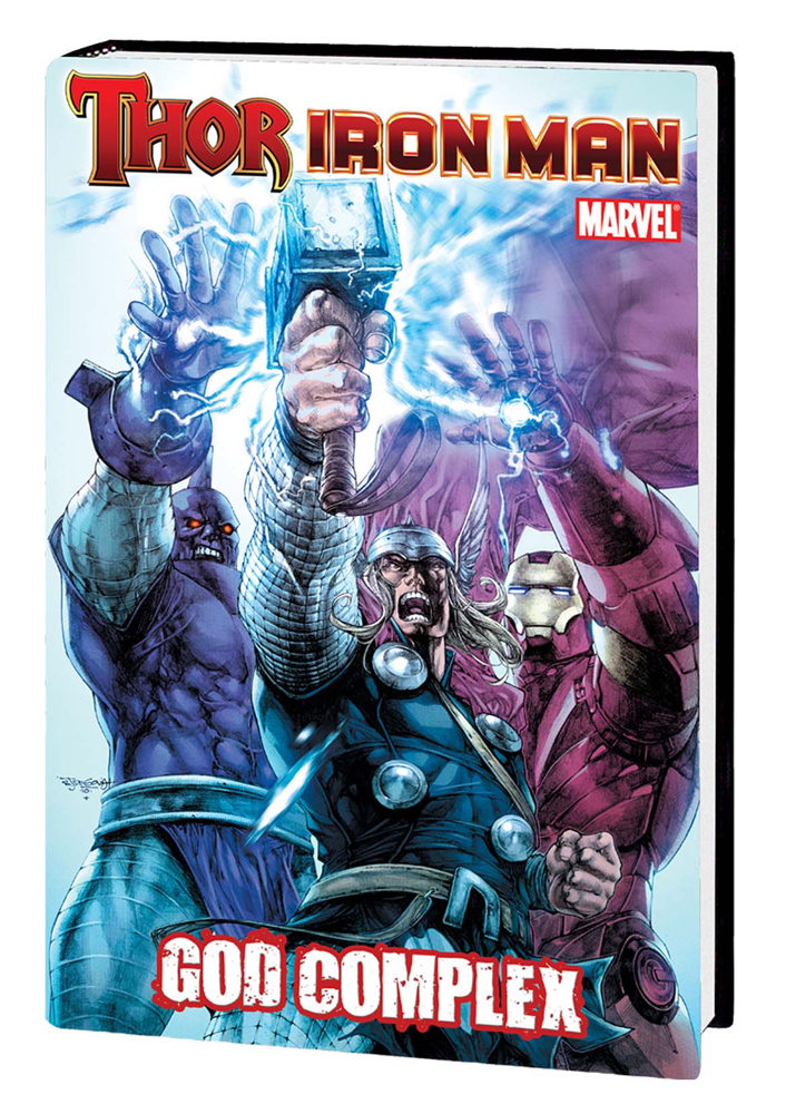 Thor/Iron Man: God Complex (Hardcover)