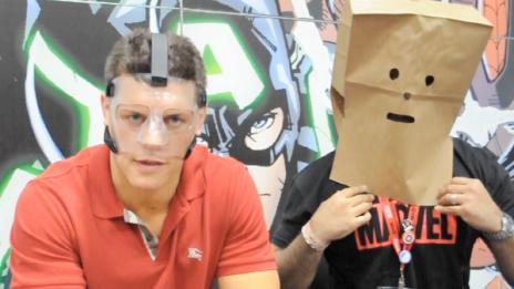 SDCC 2011: WWE's Cody Rhodes