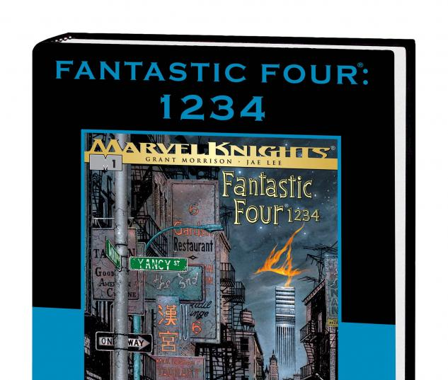 FANTASTIC FOUR: 1234 PREMIERE HC VARIANT (DM ONLY)