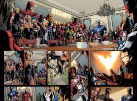 New Avengers #24 preview art