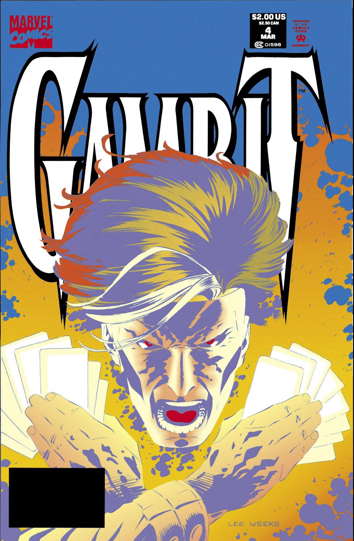 Gambit (1993) #4