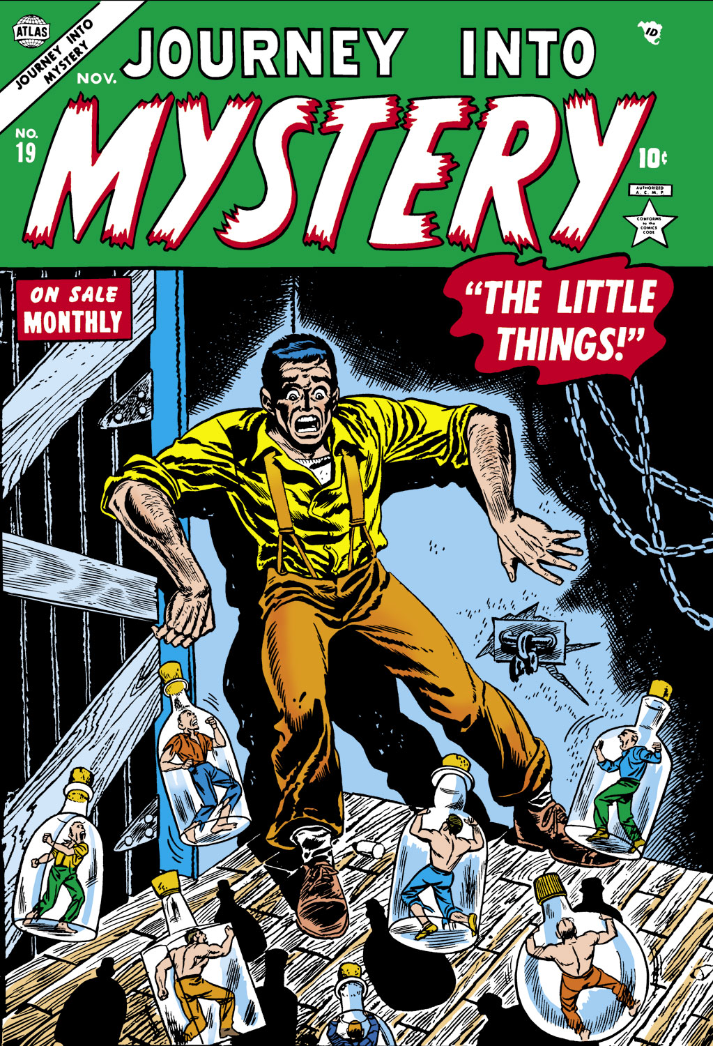 Journey Into Mystery (1952) #19