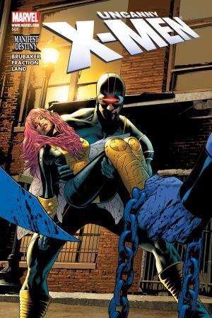 Uncanny X-Men (1963) #501