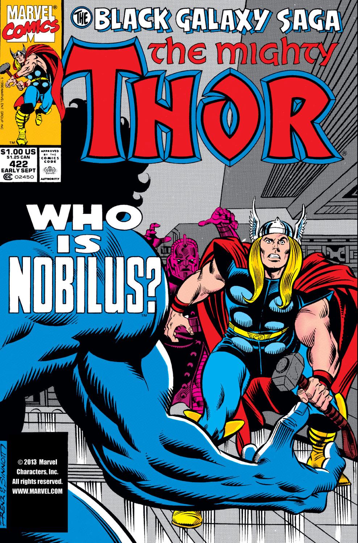 Thor (1966) #422