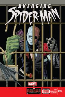 Avenging Spider-Man #20