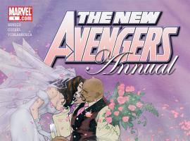 New Avengers Annual (2006) #1