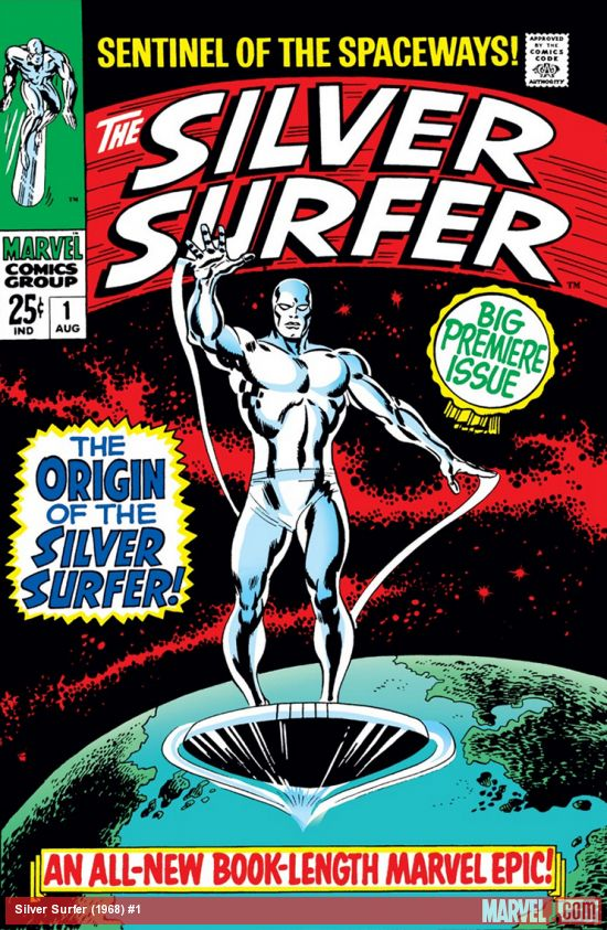 Silver Surfer (1968) #1