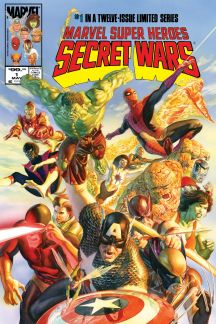 Secret Wars (Hardcover)