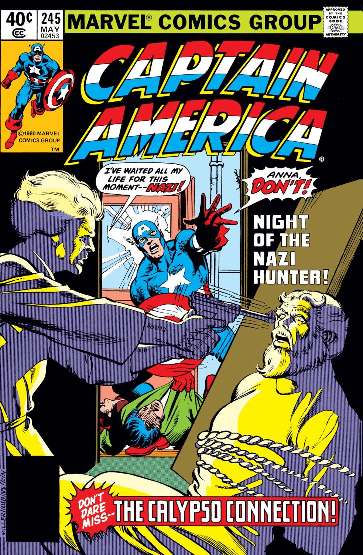 Captain America (1968) #245