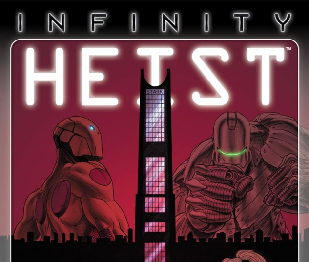 INFINITY: HEIST 3 (INF, WITH DIGITAL CODE)