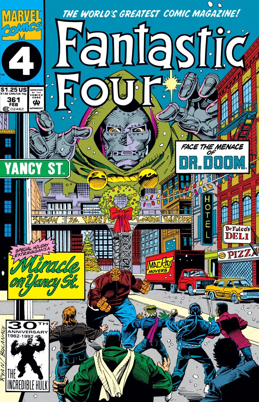 Fantastic Four (1961) #361
