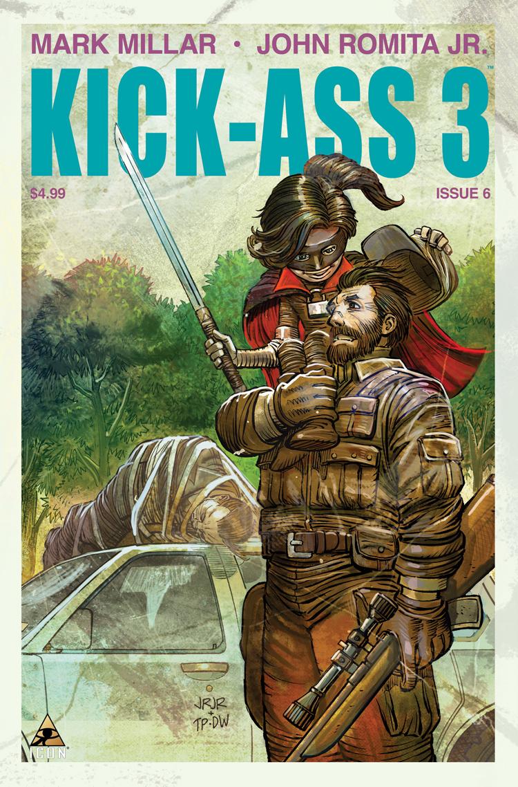 Kick-Ass 3 (2013) #6