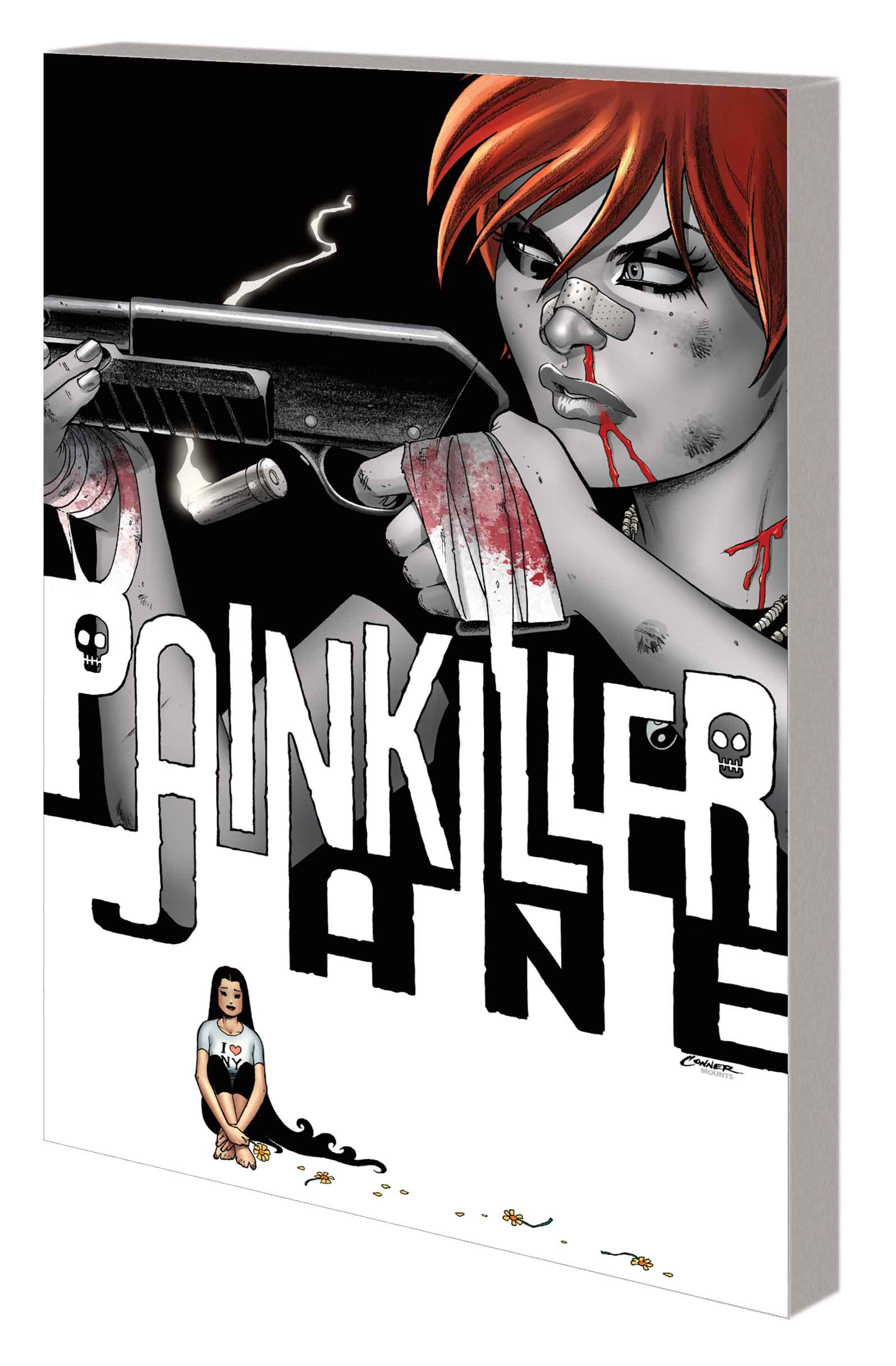 Painkiller Jane (Trade Paperback)
