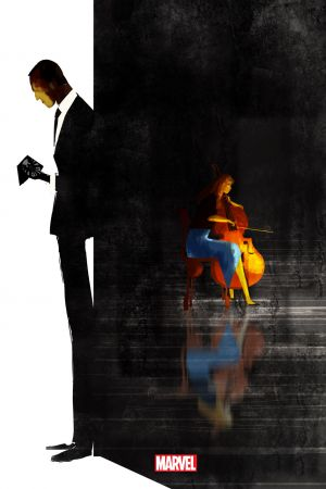 Marvel's Agents of S.H.I.E.L.D.: The Art of Level 7 - The Only Light in the Darkness print by Pascal Campion