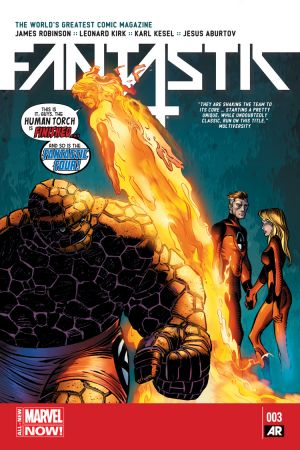Fantastic Four (2014) #3