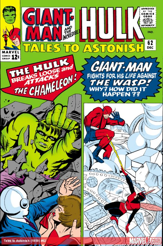 Tales to Astonish (1959) #62