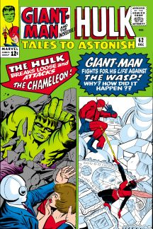 Tales to Astonish #62
