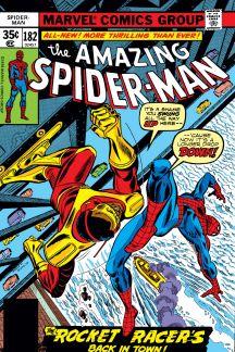 The Amazing Spider-Man (1963) #182
