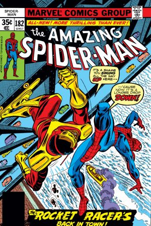 The Amazing Spider-Man (1963) #182