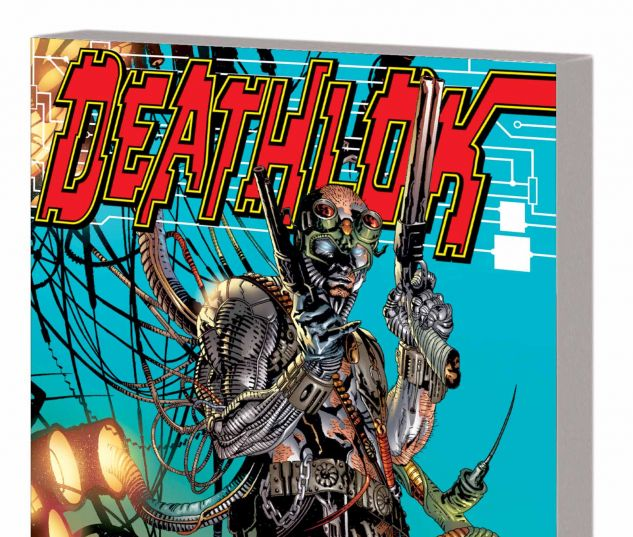 DEATHLOK: RAGE AGAINST THE MACHINE TPB