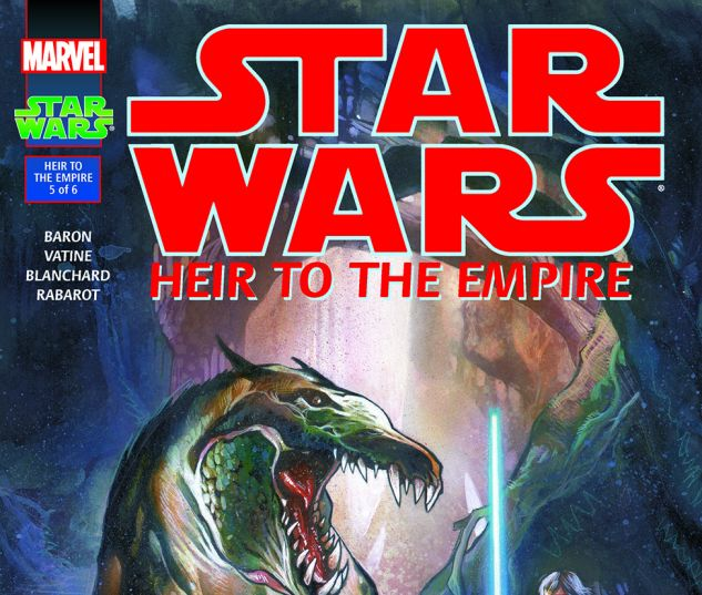 Star Wars: Heir To The Empire (1995) #5