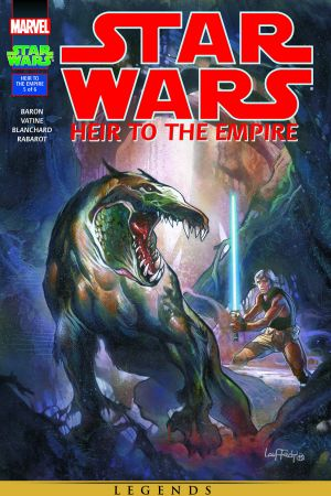 Star Wars: Heir To The Empire #5