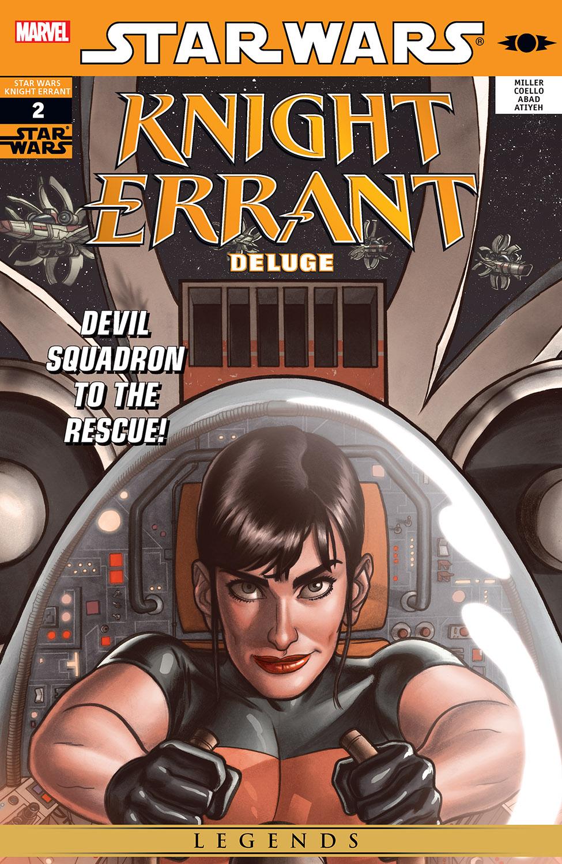 Star Wars: Knight Errant - Deluge (2011) #2