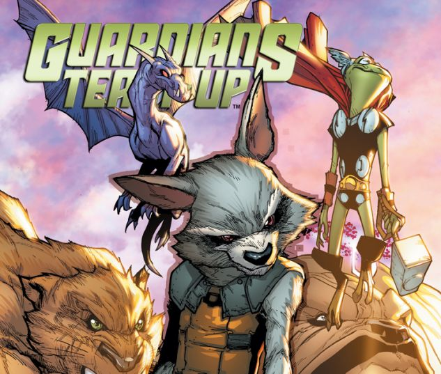 GUARDIANS TEAM-UP 5 (WITH DIGITAL CODE)