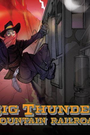 Big Thunder Mountain Railroad (2015 - Present)