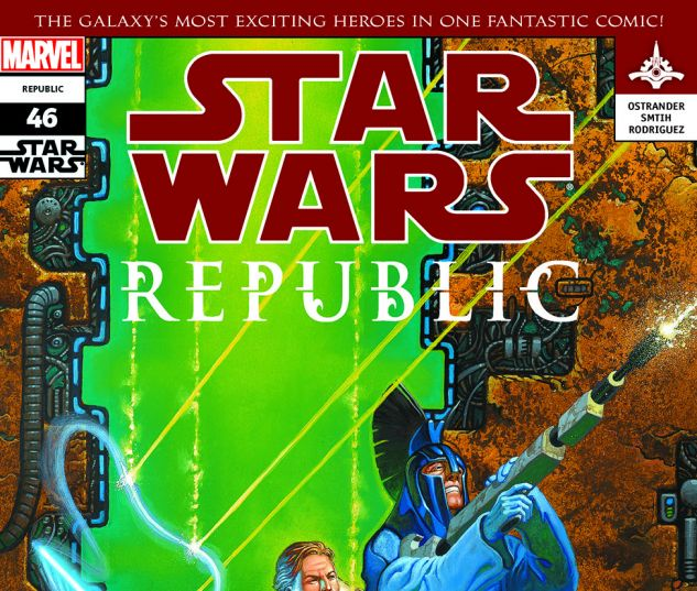 Star Wars: Republic (2002) #46