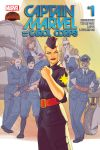 CAPTAIN MARVEL & THE CAROL CORPS 1 (SW, WITH DIGITAL CODE)