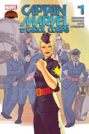 Captain Marvel & The Carol Corps (2015) #1