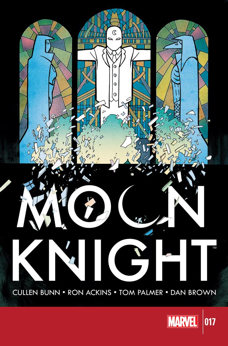 Moon Knight (2014) #17