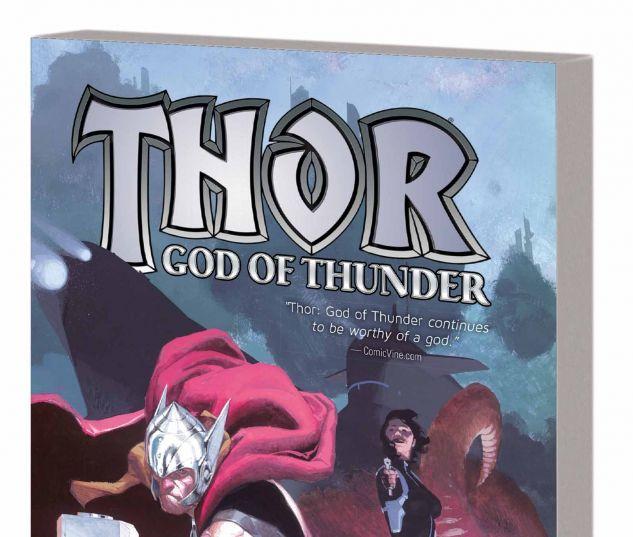 THOR: GOD OF THUNDER VOL. 4 - THE LAST DAYS OF MIDGARD TPB (MARVEL NOW)