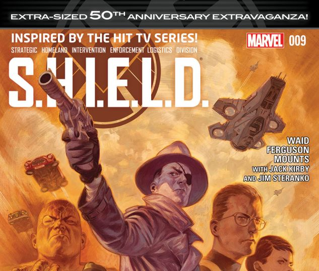 cover from S.H.I.E.L.D. (2014) #9