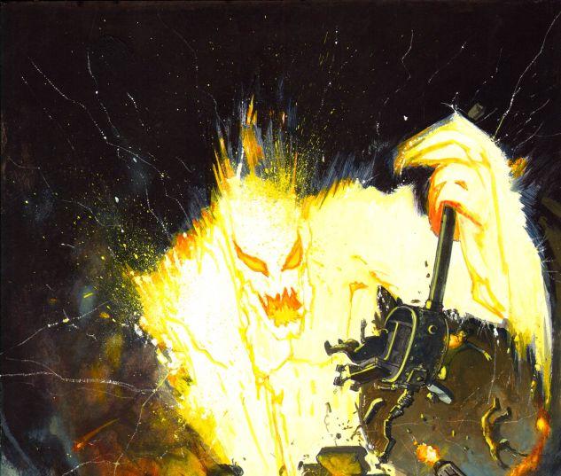 New Avengers #2 variant art by Simon Bisley