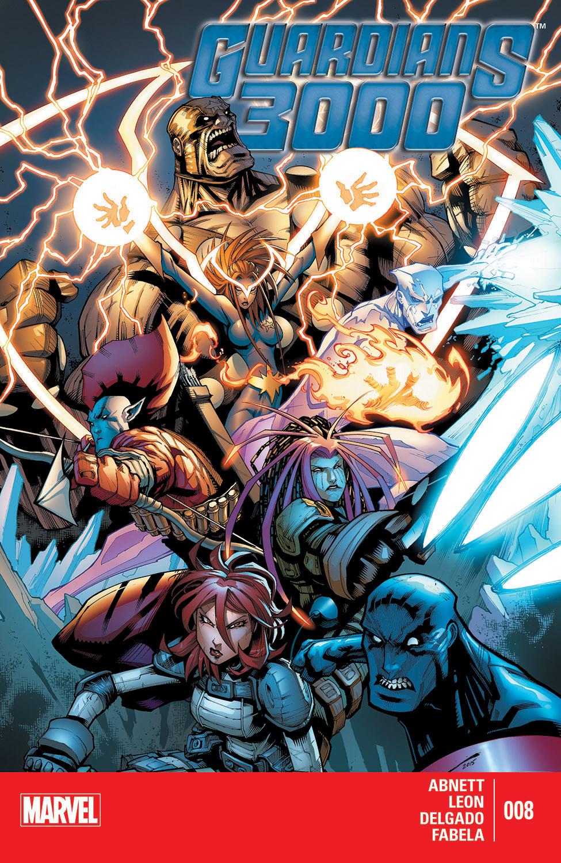 Guardians 3000 (2014) #8
