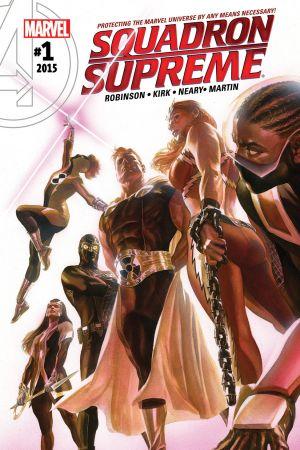 Squadron Supreme (2015) #1