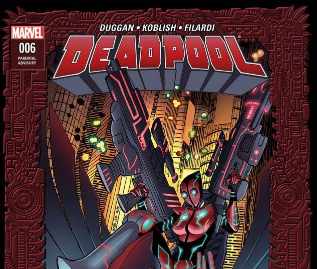 Deadpool (2015) #6